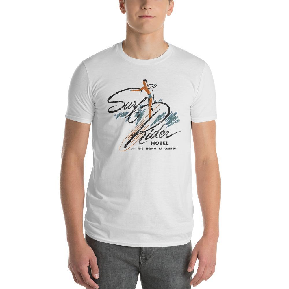 Surfrider Hotel - Long Lost Tees