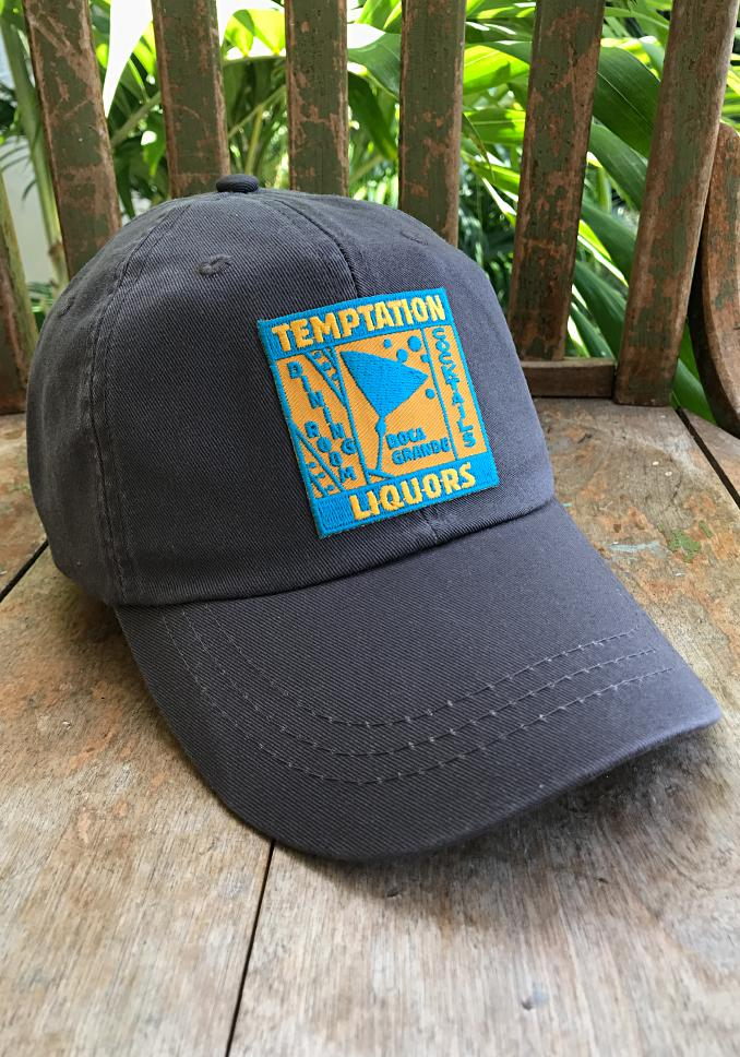 Temptation Patch Hat - Long Lost Tees