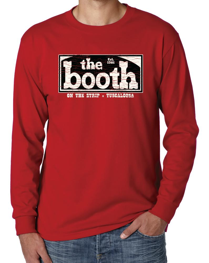 The Booth - Long Lost Tees