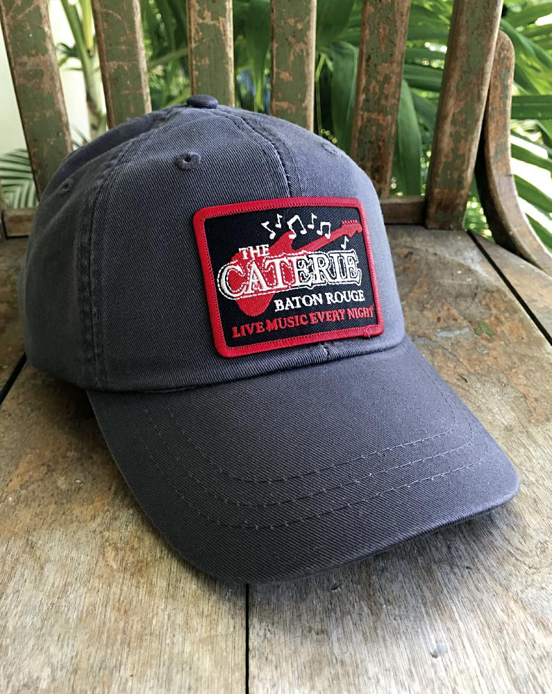 The Caterie Patch Hat - Long Lost Tees