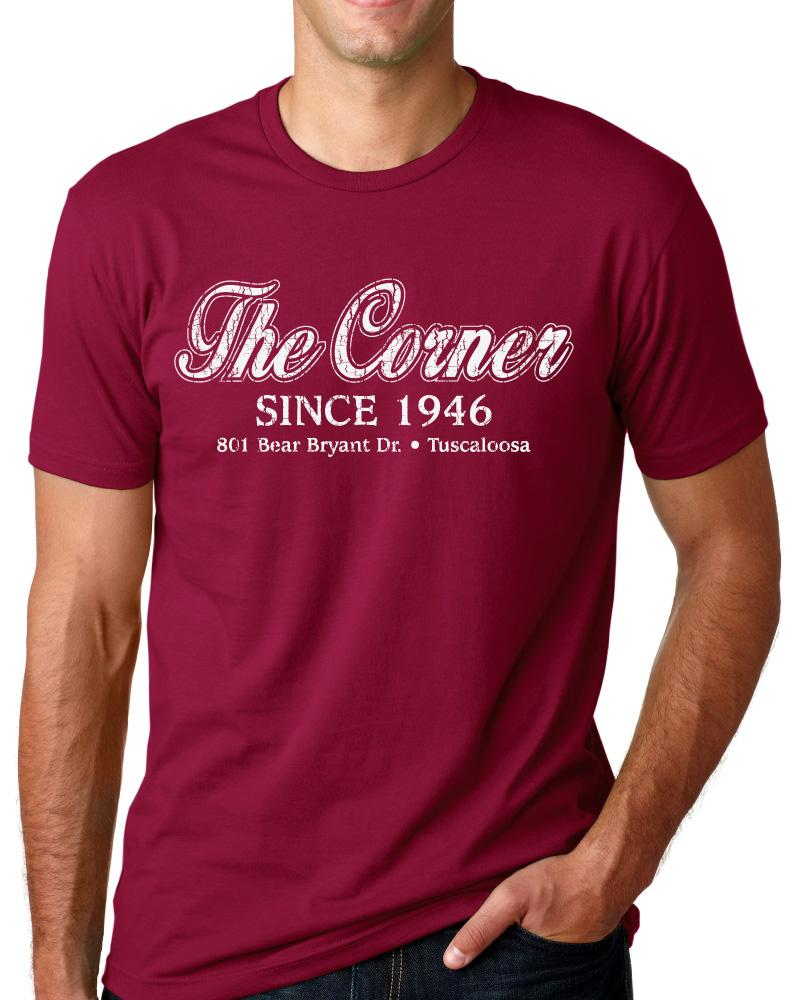 The Corner - Long Lost Tees