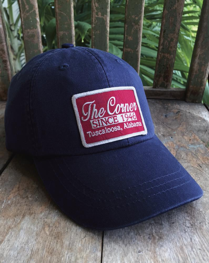The Corner Patch Hat - Long Lost Tees