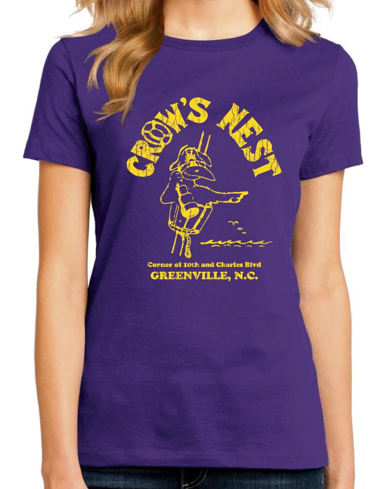 The Crow's Nest - Long Lost Tees