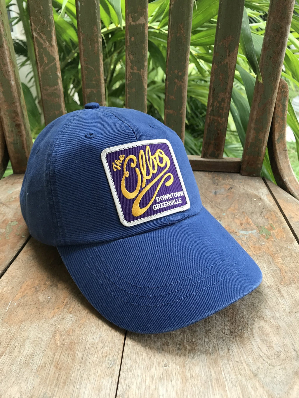 The Elbo Patch Hat - Long Lost Tees