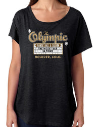 The Olympic - Long Lost Tees