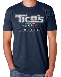 Tico's of Boulder - Long Lost Tees