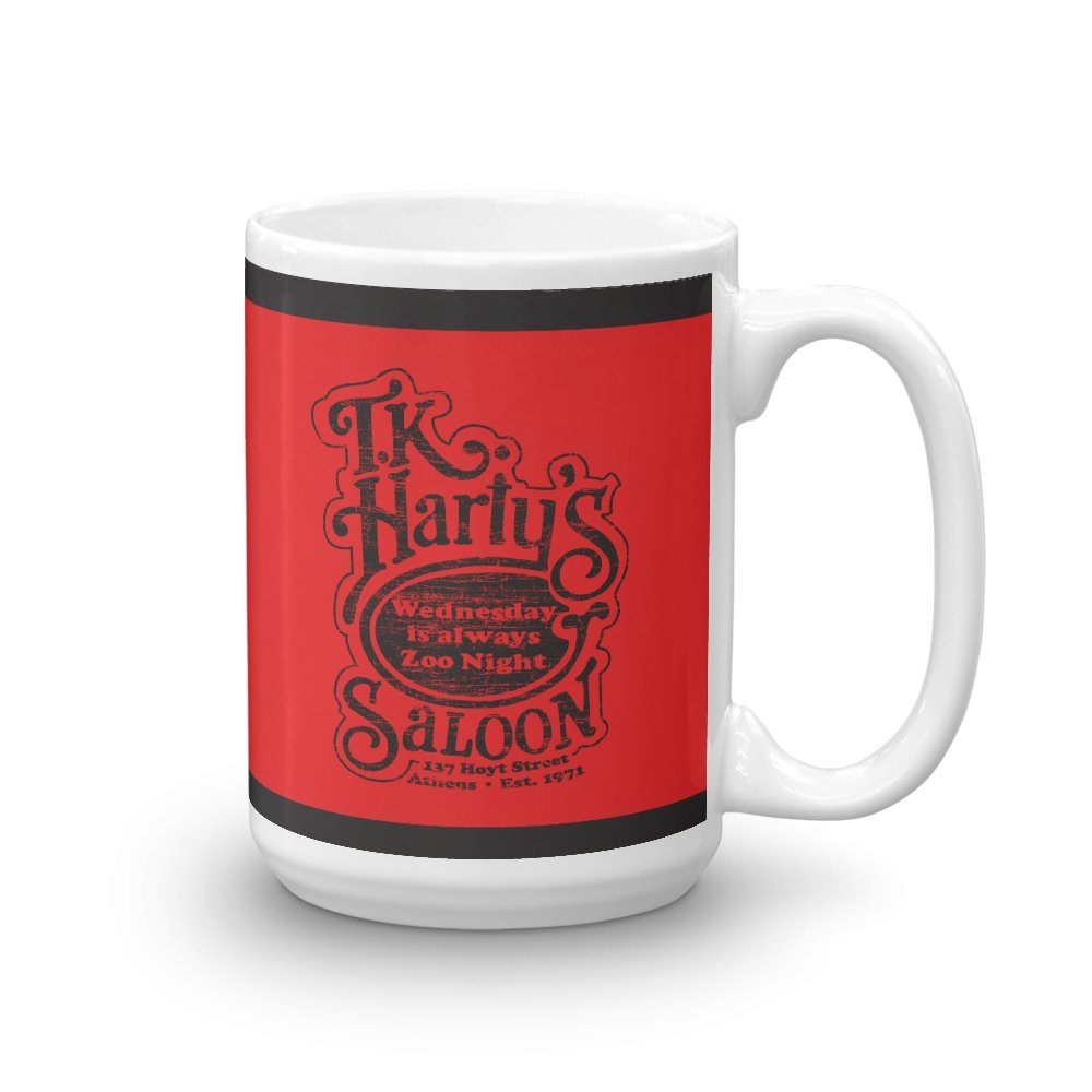 T.K. Harty's 15 oz Mug - Long Lost Tees