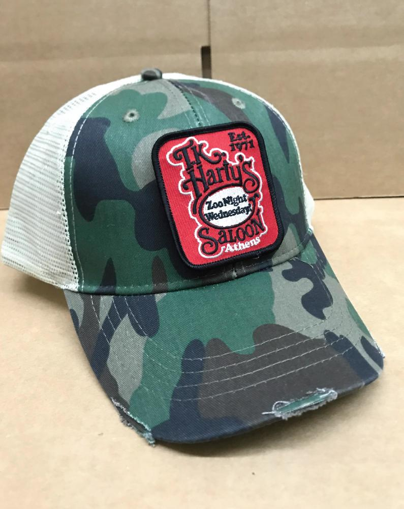 T.K. Harty's Patch Hat - Long Lost Tees