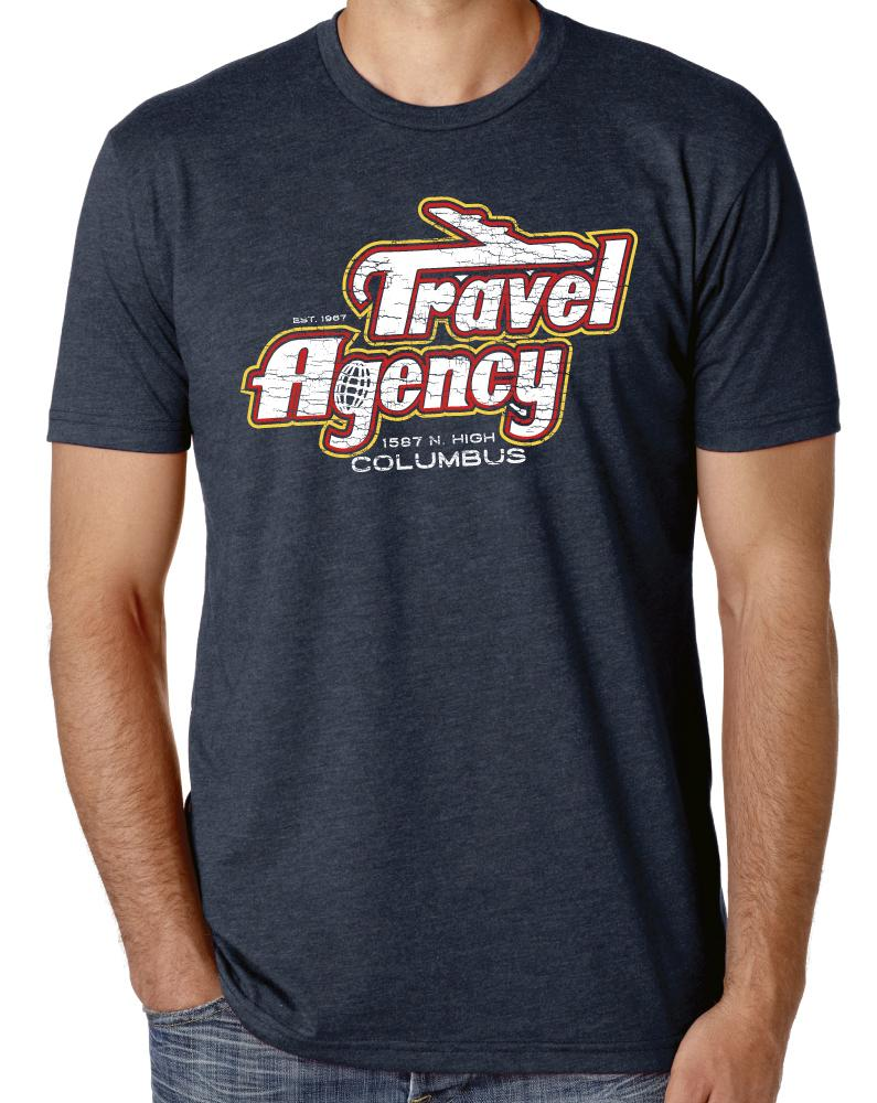 Travel Agency - Long Lost Tees