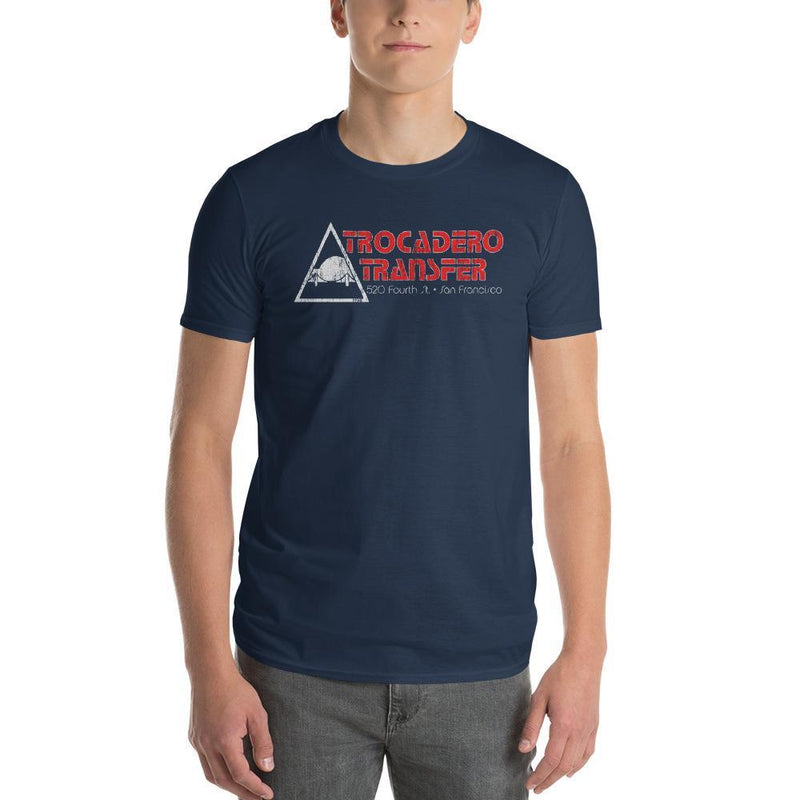 Trocadero Transfer - Long Lost Tees
