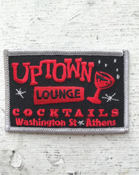 Uptown Lounge Patch Hat - Long Lost Tees