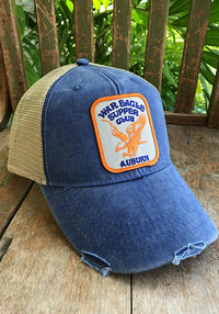 War Eagle Patch Hat - Long Lost Tees