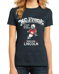 W.C. Frank - Long Lost Tees