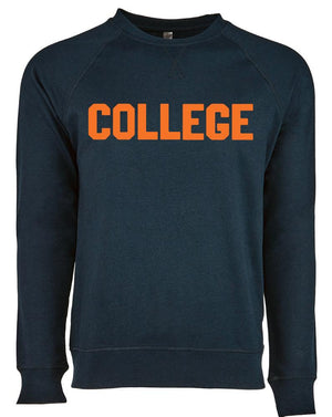 W.D.E. College Gameday Jersey - Long Lost Tees