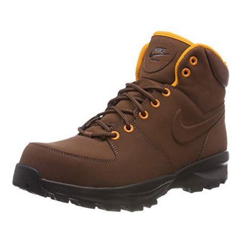 Boots Nike Manoa Leather Brown - click-encasa