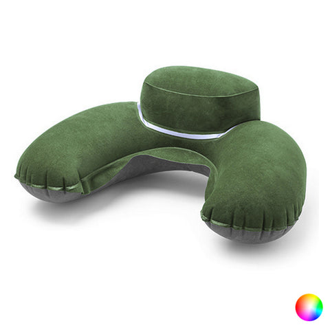 Inflatable Travel Neck Pillow 144997 - click-encasa