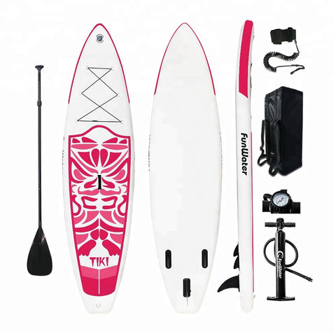 TIKI FUNWATER | PADDLE SURF PACK INFLABLE - click-encasa