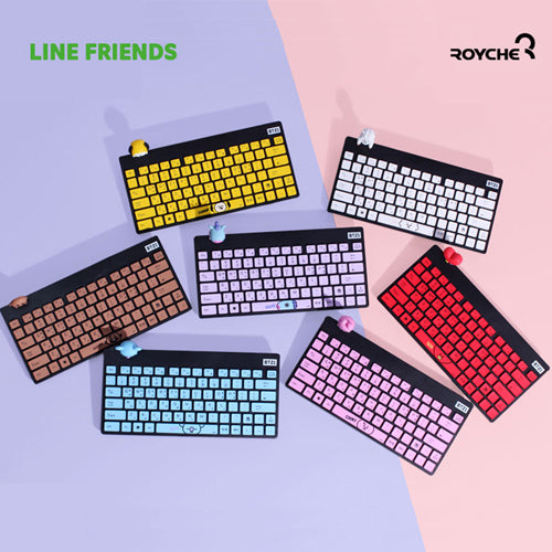 BT21 - Royche Wireless Keyboard