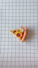 Load and play video in Gallery viewer, Pizza Slice Squeaky Plush
