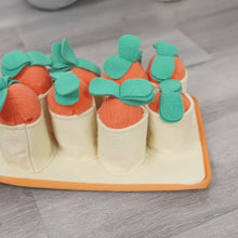 Load and play video in Gallery viewer, Doglemi Carrot Pot Snuffle Set