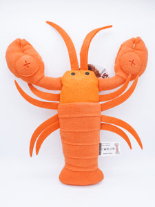 Lobster Snuffle Squeaky Plush
