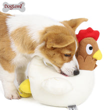 Load image into Gallery viewer, Hen & Egg Nosework Plush Set