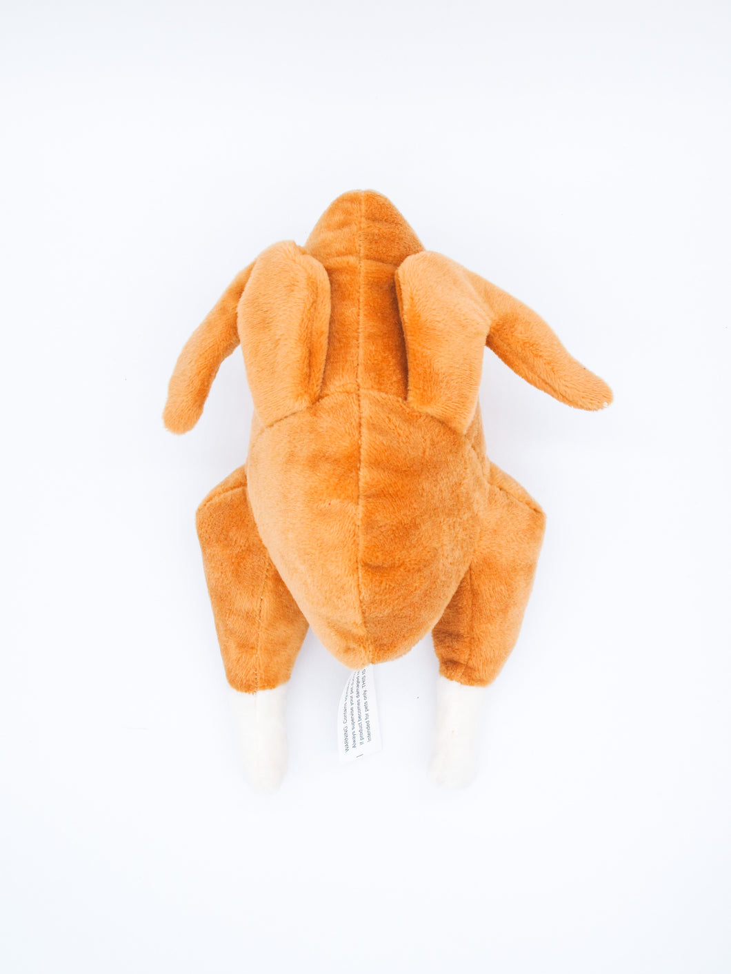 Roast Turkey Squeaky Plush