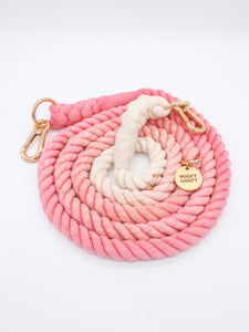 Multi-Way Ombré Cotton Rope Leash