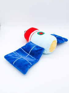 Space Exploration Squeaky Plush