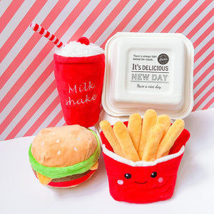 Burger, Fries and Everything Nice