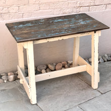 Rustic Vintage Workbench