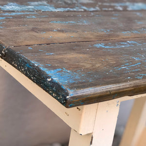 Rustic Vintage Workbench (sold)