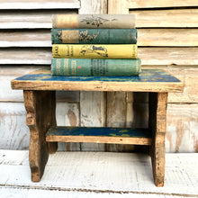 Little Wooden Stool (sold)