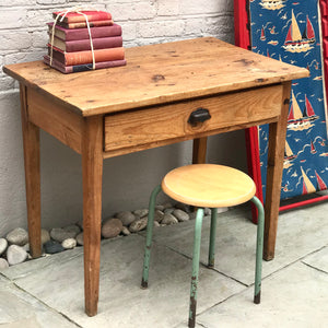 Vintage French Pine Table (sold)