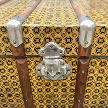 Antique Metal Trunk (sold)