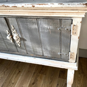 French Antique Dresser (sold)