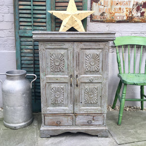 Vintage Indian Cupboard (sold)