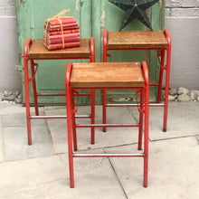 Old School Stools (sold)