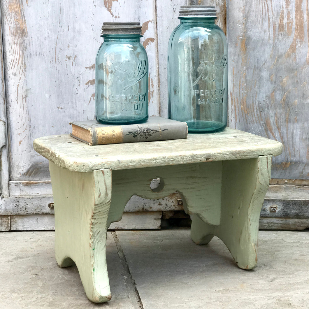 Little French Stool (sold)
