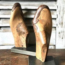 Shoemaker Bookends (sold)