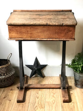 Early 20th Century School Desk (sold)