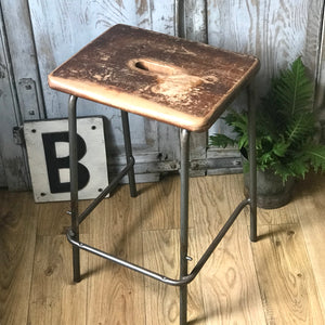 Old School Stool (sold)