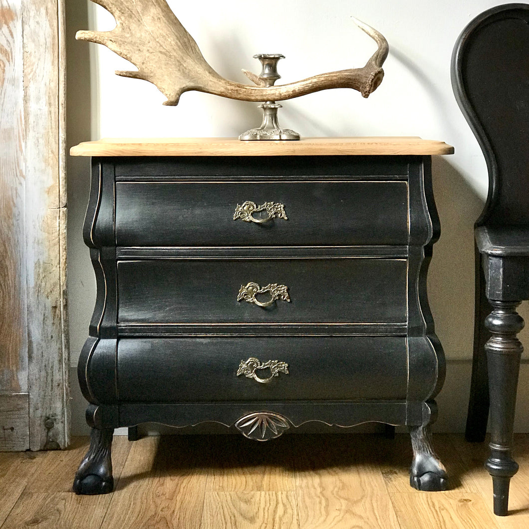 Early 20th Century Oak Chest of Drawers