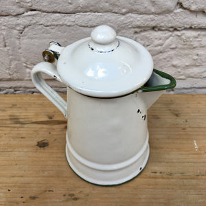 Mini Enamel Milk Jug