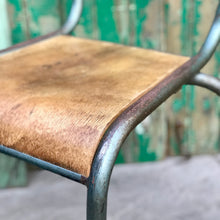 Vintage Belgian School Chairs (sold)