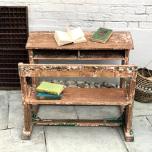 20% OFF Vintage Teak School Desk