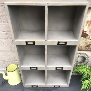 Pigeon Hole Wall Unit (sold)