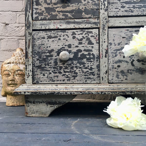 Reclaimed Indian Chest of Drawers (sold)