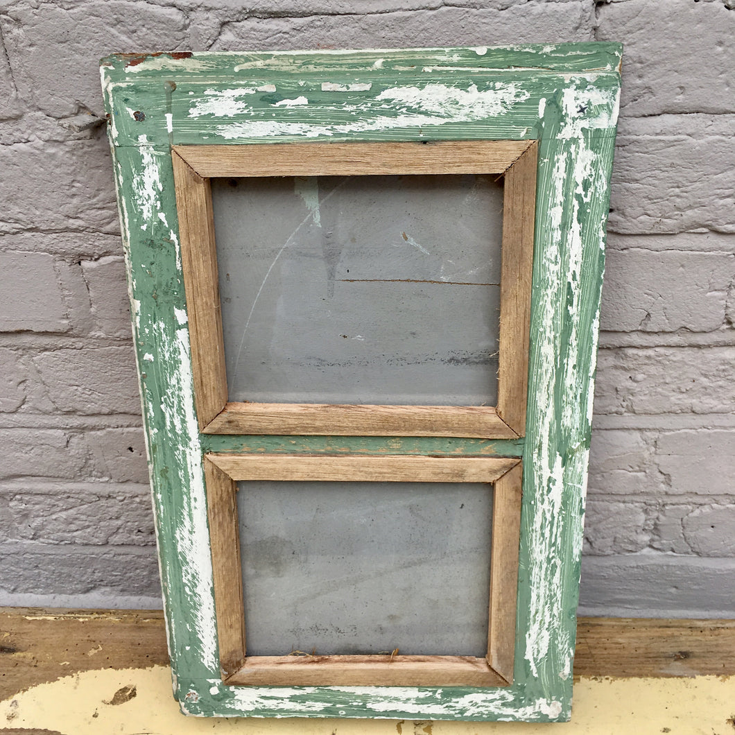 Reclaimed  Picture Frame (sold)