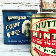 Vintage Sweet Shop Tin